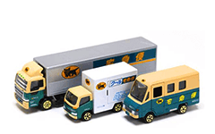 TOMICA / 商業用車,公務車輛