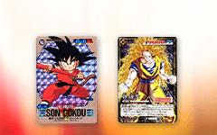 龍珠carddass卡片