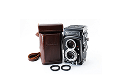 Twin‐Lens Reflex Camera