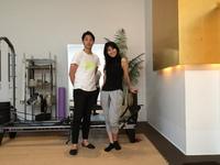森下千里さんが運営するスタジオで、編集長の今井がGYROKINESIS®︎を受けてみた。