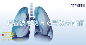 超音波を使った呼吸の評価     ~ 昭和大学大学院保健医療学研究科呼吸ケア領域  宮川哲夫先生 ~