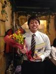 伊佐常紀さん−日本理学療法(PT)学生協会2013年度会長−