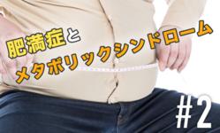第2章:肥満症・メタボリックシンドローム【理学療法士|舘友基先生】