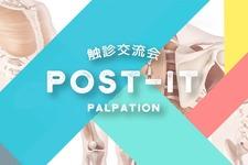 2018年 無料で触診が学べる交流会「POST-it」開催のお知らせ