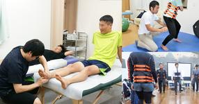 日本健康予防医学会によるセラピスト育成プログラム
