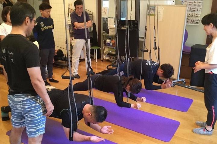11月11日(土)ビヨンド・ピラティス無料体験会開催ー日本の医療におけるピラティスの第一人者武田先生考案ー
