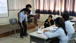 カンボジア人理学療法士(PT)の教育