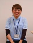 作業療法士 佐藤梢先生