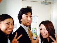 理学療法士(PT)茅根沙由佳先生