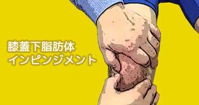 膝蓋下脂肪体インピンジメント