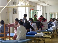 中国の理学療法士(PT)教育