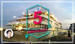 【5周年記念!】理学療法士社長がデイ&訪看を営む株式会社ゴルディロックスの5周年記念パーティーに行ってきたよ。