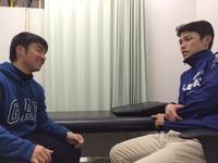 理学療法士(PT)金成仙太郎先生 第1回 -国際スポーツ医科学研究所 代表取締役-
