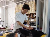 理学療法士(PT)金成仙太郎先生 最終回 -国際スポーツ医科学研究所-
