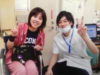 患者様からのメッセージ 〜脊髄損傷後の理学療法(PT)〜 no.1