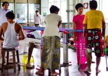 ミャンマーのリハビリテーションの現状と特徴(NRH、国立リハ病院を中心に)