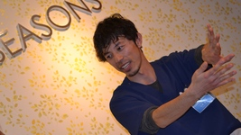 理学療法士(PT)白須達也先生-ユーラシア大陸横断マラソン帯同-