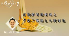 【運動器7】足関節背屈制限と大腿二頭筋との関係性
