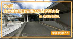 【学会参加LOG】第6回日本糖尿病理学療法学会学術大会 生活習慣病への挑戦〜健康に導く力を共に考える〜