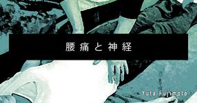 【SPOT Writer】腰痛と神経