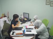 マレーシアにおけるPTOTの専門職教育