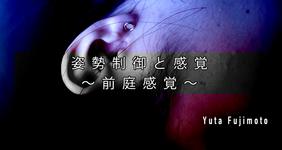 【SPOT Writer】姿勢制御と感覚〜前庭感覚〜