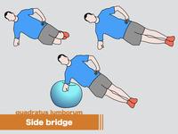 【イラスト】腰方形筋の解剖ーストレッチとトレーニングー