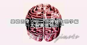 基礎医学シリーズ神経生理学編―大脳基底核②―