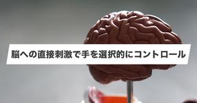 【早稲田大学】人の脳に特殊な刺激を与えることで左手を集中的に使用させることに成功