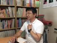 【福井県作業療法士会を「見える」会へ】 -作業療法士(OT)藤波 英司先生最終回-
