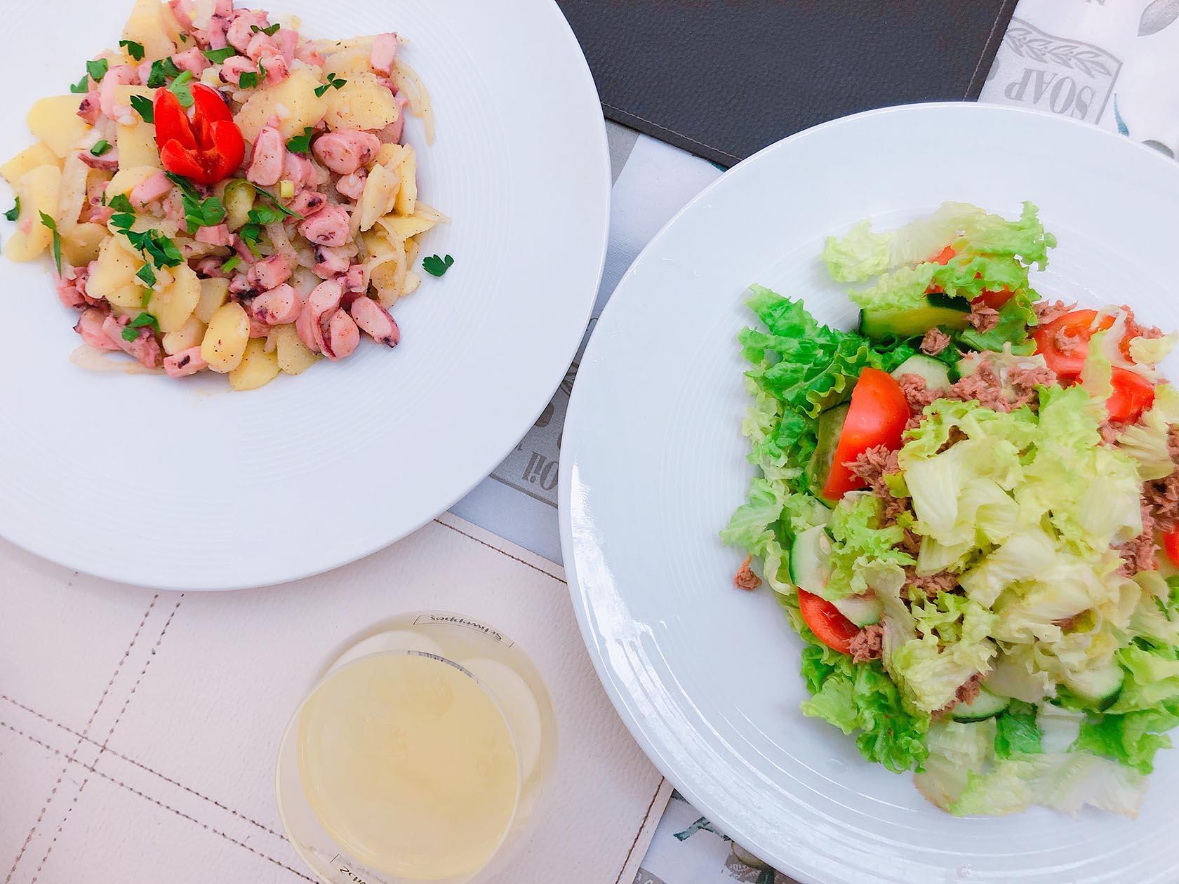 2種サラダ