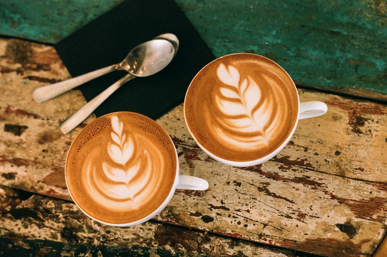 コーヒーふたつ