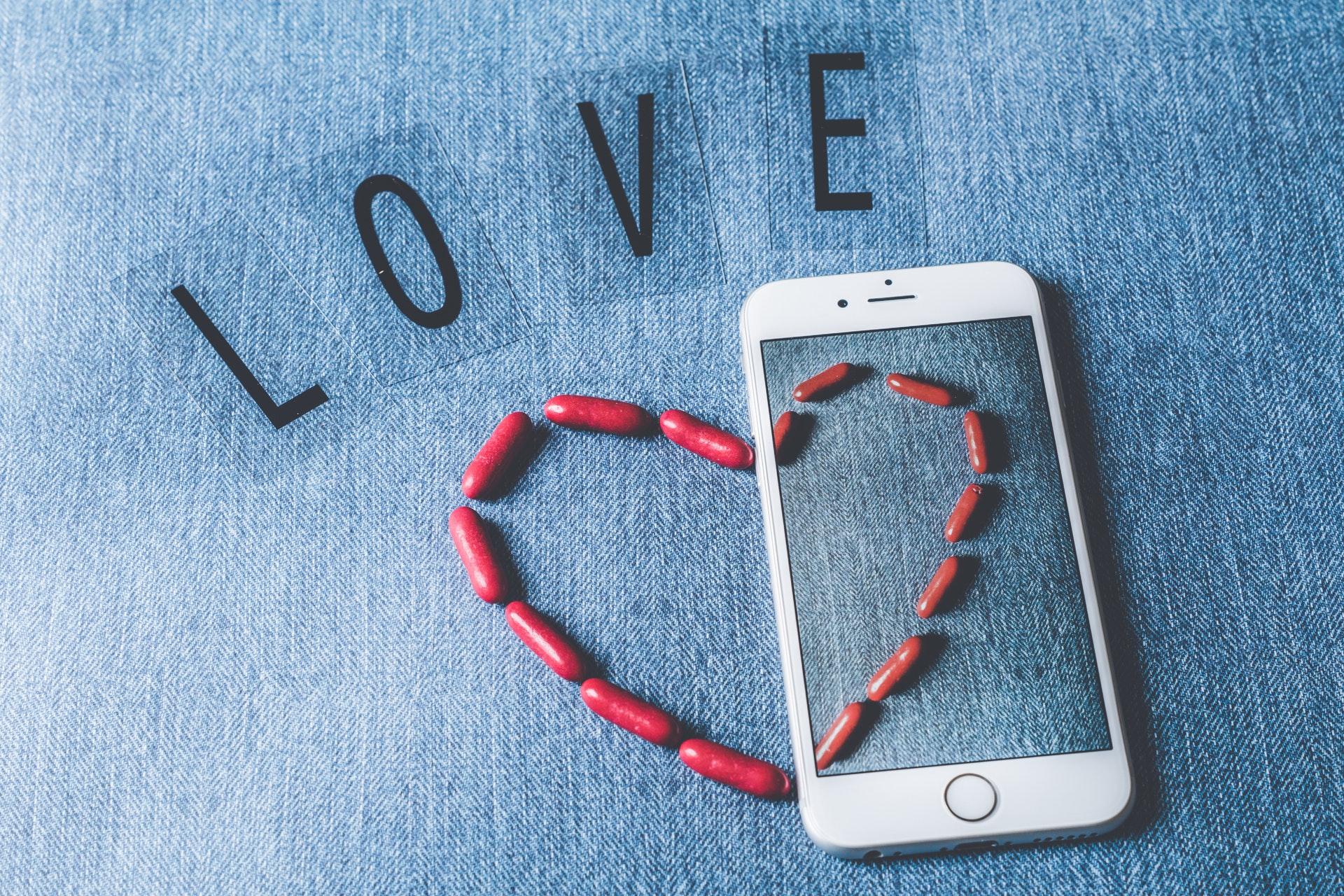 loveとスマートフォン