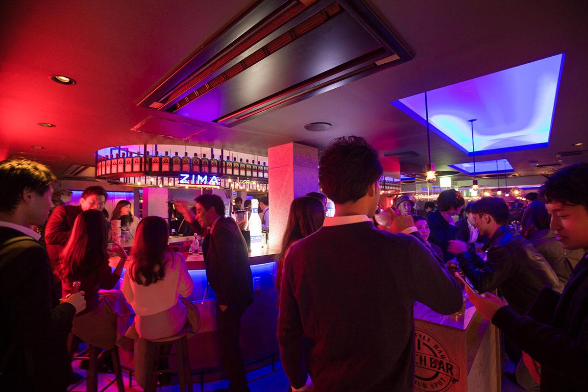 Switch bar(スイッチバー)東通り店
