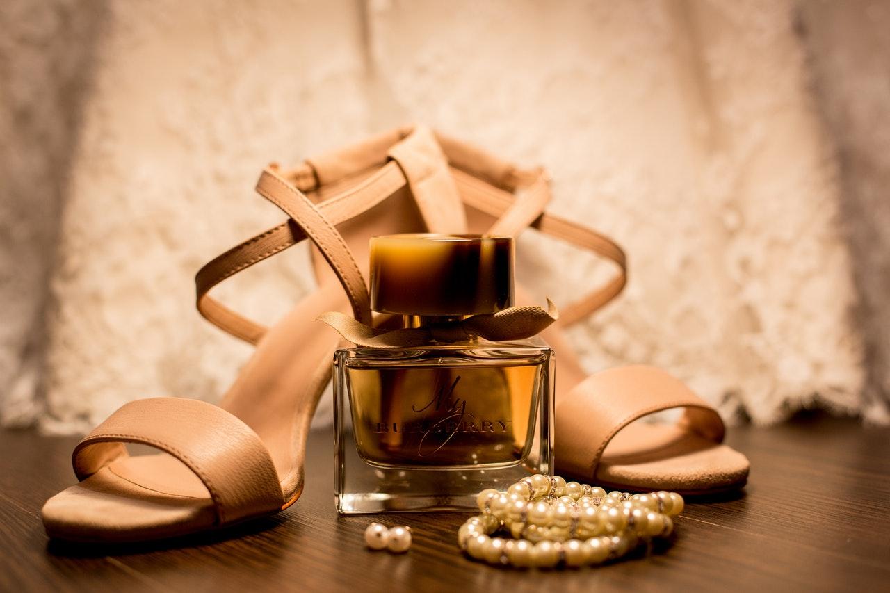 香水とハイヒール