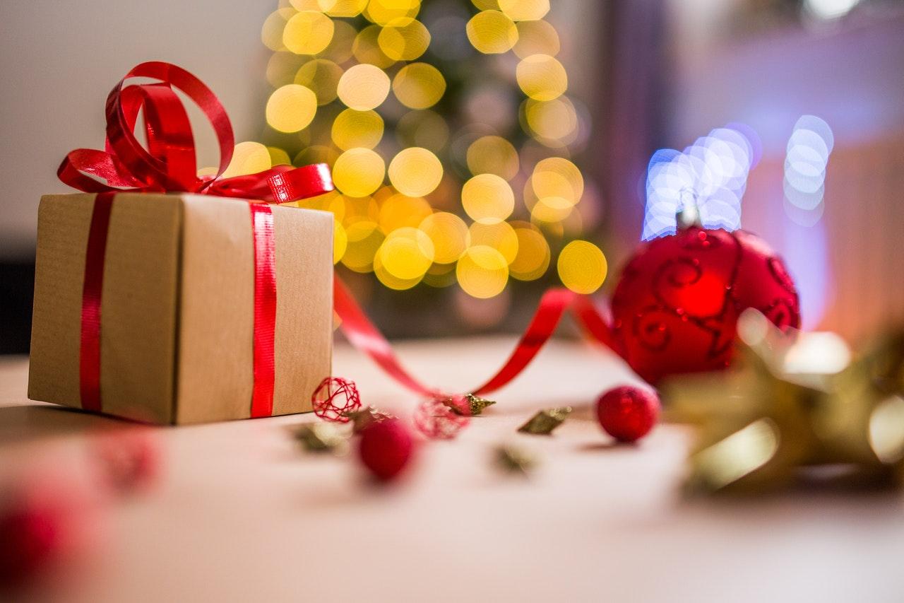 プレゼントを用意