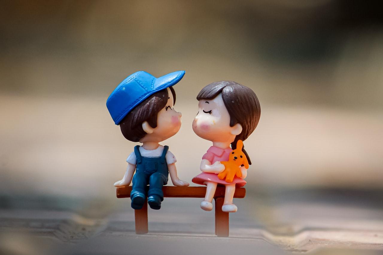 前 に キス 付き合う
