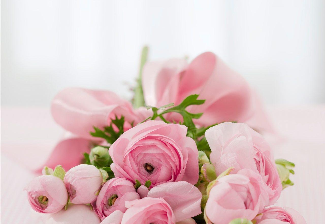 告白の花束