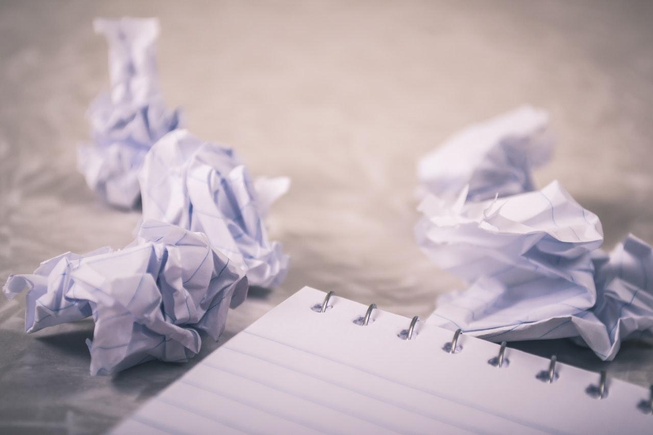 思いを書き出す