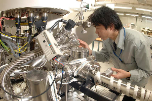 小型モーターの設計開発エンジニア