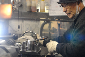 創業44年 産業用ポンプ部品工場 汎用旋盤技術者の募集