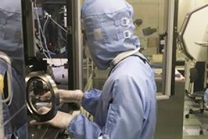 光通信用半導体生産技術者(MOCVD)