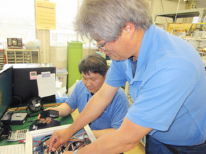 未経験歓迎【生産技術/福島】黒字無借金経営の計測機器メーカー