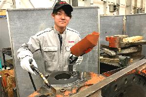 <仙台>今年で創業96年目・建機のサービスエンジニア