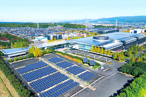 太陽エネルギー事業に関わるシステムエンジニア