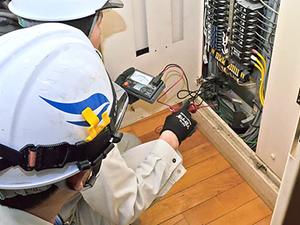 電気設備工事 施工管理