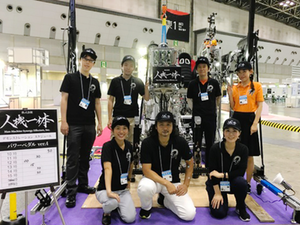 「本物のロボット」を実現させるロボット工学エンジニア