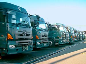 横浜港、東京港を中心とした通関業務をお任せいたします。