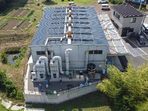 【プラント設計】水処理プラントの設計・施工及び保全管理職