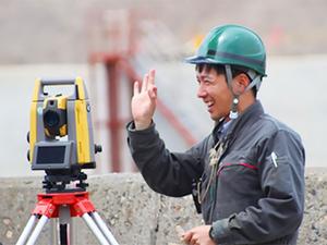 氷点下-24℃の世界で産業と人々の生活を守る土木・建築エンジニア